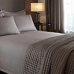 J by Jasper Conran - 'Edbury' diamond bed linen