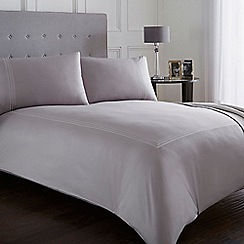 J by Jasper Conran - Lilac frame bedding set
