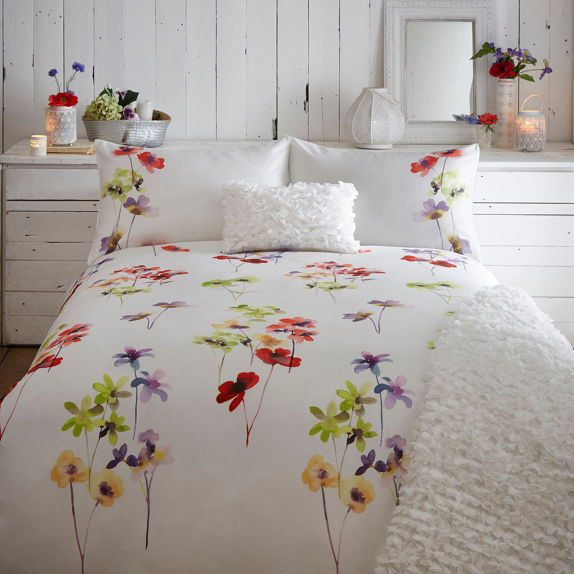 Debenhams duvet covers kingbenhams bed linen duvet covers rjr john rocha cream joy duvet cover from debenhams ebay gumiabroncs Image collections