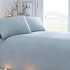 RJR.John Rocha - Blue daisy chain bedding set