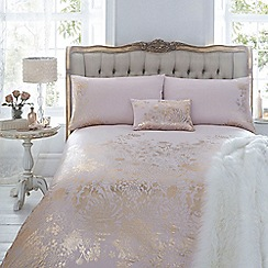 Star by Julien MacDonald - Designer rose 'Vida' bedding set