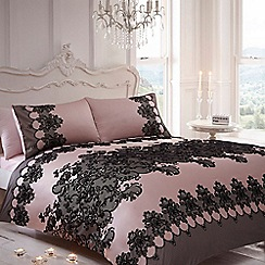 Star by Julien Macdonald - Rose 'Alicia' duvet cover