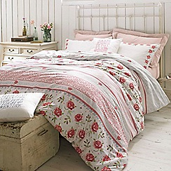 Emma Bridgewater - Pink 'Rose and Bee' bed linen