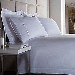 J by Jasper Conran - White 'Calvello' fitted sheet
