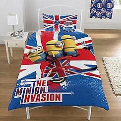 Despicable Me - 'Minions' Union Jack bedding set