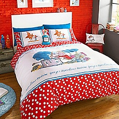 Roald Dahl - 'George's Marvellous Medicine' bedding set