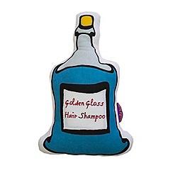 Roald Dahl - 'George's Marvellous Medicine' shampoo bottle cushion