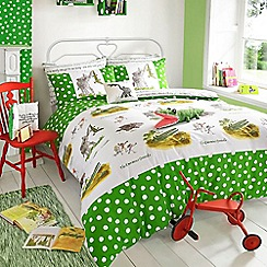 Roald Dahl - 'The Enormous Crocodile' bedding set