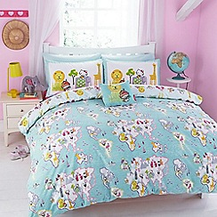Hello Kitty - 'World Traveller' duvet set