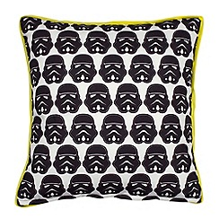 Star Wars - Black 'Star Wars' cushion
