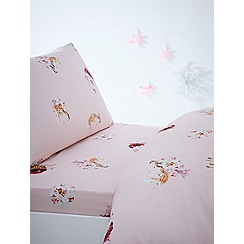 Baker by Ted Baker - Kids' multicoloured 'Magical Scene' fitted sheet and pillow case set