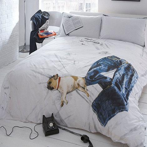 Ben de Lisi Home - Designer +Messy Bed+ bedding set