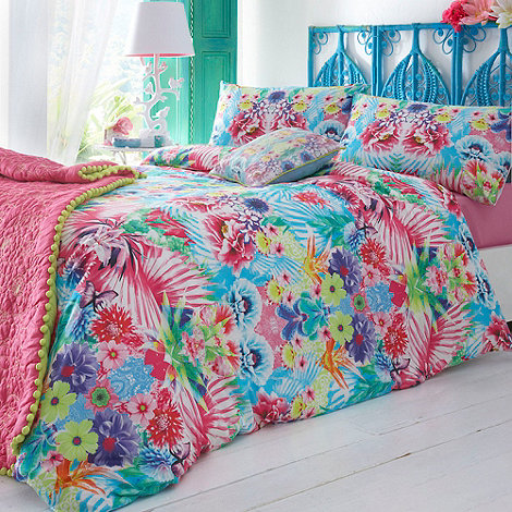 Butterfly Home by Matthew Williamson - Pink +Tropical+ bedding set