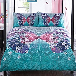 Butterfly Home by Matthew Williamson - Multicoloured 'Wings' bedding set