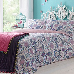Butterfly Home by Matthew Williamson - Multi-coloured 'Paisley' bedding set