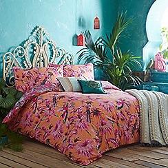 Butterfly Home by Matthew Williamson - 'Eden' orange bedding set