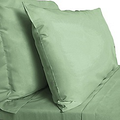 Home Collection - Green Egyptian cotton bed linen