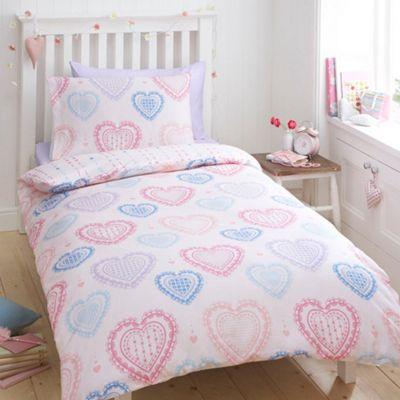 Heart Bedding Totally Kids Totally Bedrooms Kids