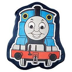 Thomas & Friends - Blue 'Thomas' shaped cushion
