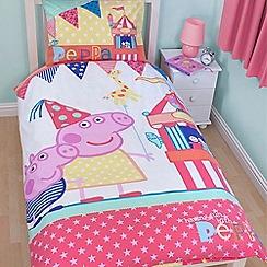 Peppa Pig - Pink 'Peppa pig' duvet set