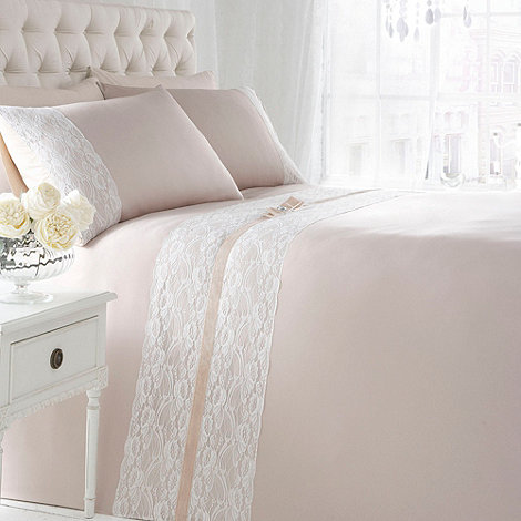 Star by Julien Macdonald - Natural +Adriana+ bed set