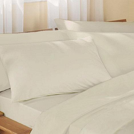 Jeff Banks Home - Cream bed linen