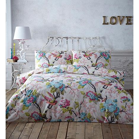 Butterfly Home by Matthew Williamson - Designer blue +British Affair+ bedding set