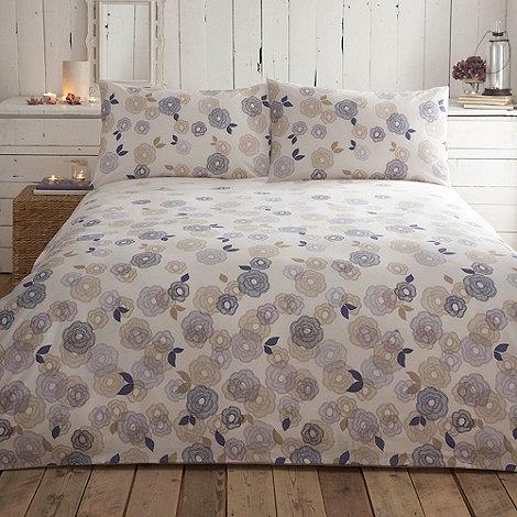 RJR.John Rocha - Designer taupe +Serene+ bedding set