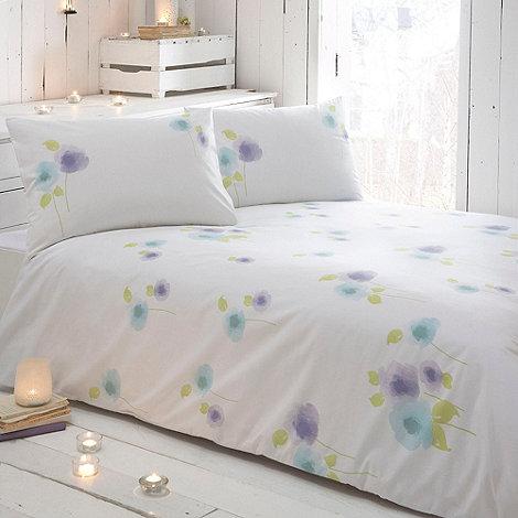 RJR.John Rocha - Designer white +Zen+ bedding set