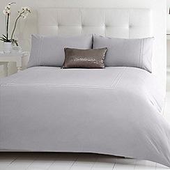 J by Jasper Conran - Designer grey 'Audley' bedding set