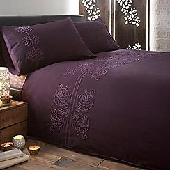 RJR.John Rocha - Aqua 'Chakra' bedding set