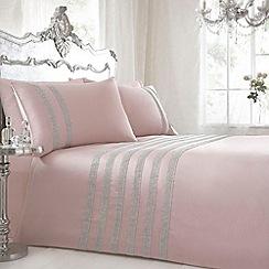 Star by Julien Macdonald - Pink 'Vegas' bedding set