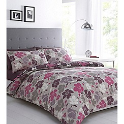 Betty Jackson.Black - Multicoloured 'Tabitha' bedding set