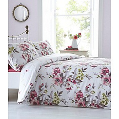 Debenhams - Multicoloured 'Thornbury' bedding set