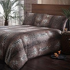 Star by Julien Macdonald - Natural 'Desert' bedding set