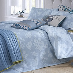 Debenhams - Aqua 'Freya' bed linen