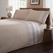 Natural 'Finlay' bedding set