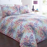 Light blue 'Embrace' bedding set