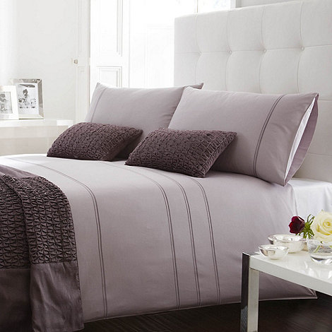 J by Jasper Conran - Lilac +Alfreda+ bed linen