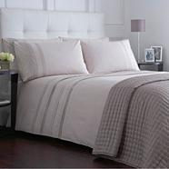 Natural 'Woburn' bed linen