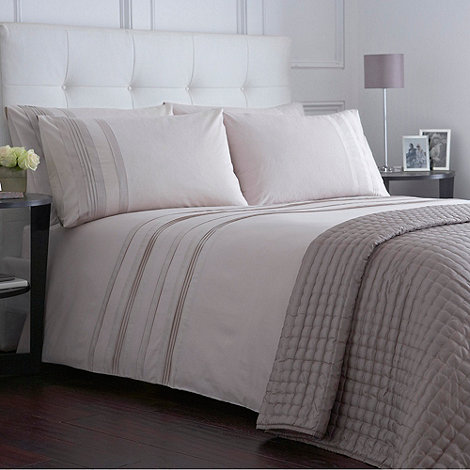 J by Jasper Conran - Natural +Woburn+ bed linen