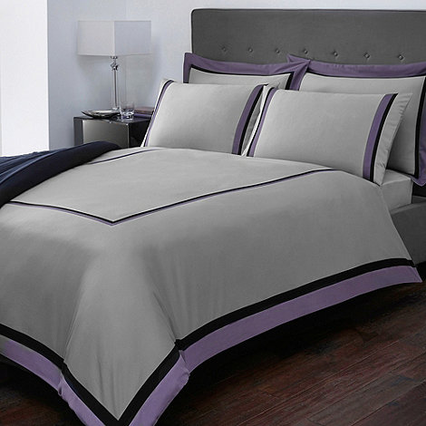 J by Jasper Conran - Purple +Avondale+ bed linen
