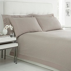 J by Jasper Conran - Natural 'Richmond' bed linen
