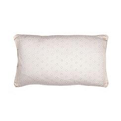 J by Jasper Conran - Designer pale pink 'Beaufort' cushion