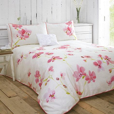 RJR.John Rocha - Pink +Blossom+ bed linen
