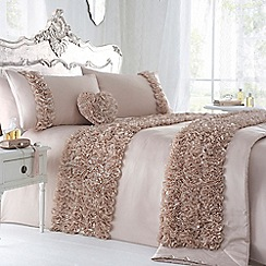 Star by Julien Macdonald - Gold 'Loretta' bed linen