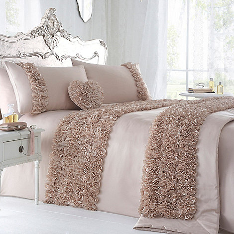 Star by Julien Macdonald - Gold +Loretta+ bed linen