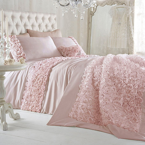 Star by Julien Macdonald - Pink 'Antoinette' bed linen
