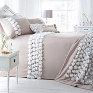 Natural 'Oppulence' bed linen