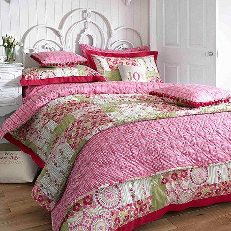 Kirsty Allsopp - Pink +Mollie+ bed linen